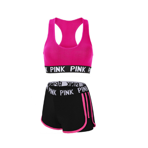 Gym Set Women Yoga Set Women Workout Clothes Running Sport Set Women Gym Wear Jogging Sports Bra Shorts Conjunto Sport Mujer